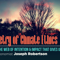 The Poetry of Climate Ethics (UU Sunday service)