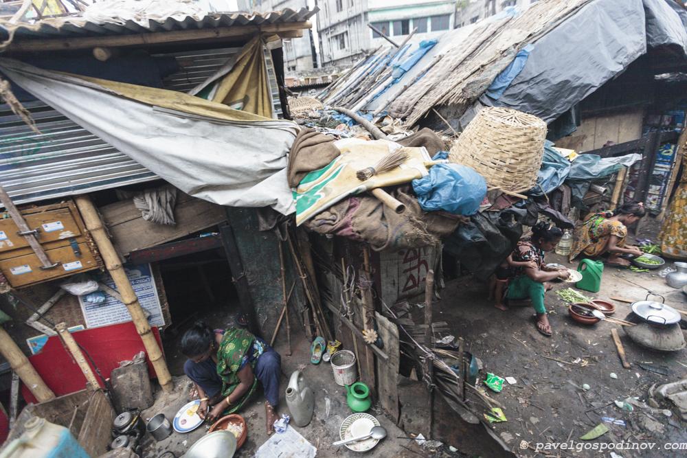 status of slum dwellers