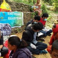 Nepal Citizen Volunteers Bring Quake Relief