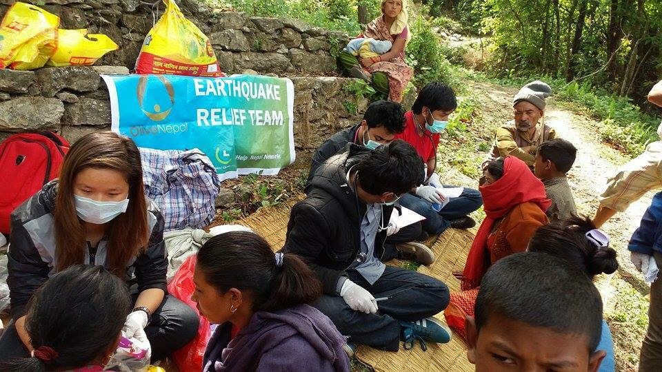 nepal-volunteers